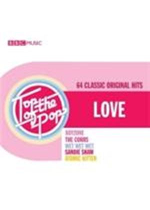Various Artists - Top Of The Pops - Love (Music CD)