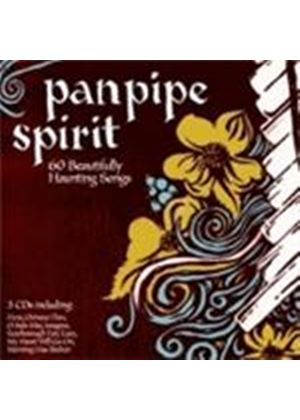 Various Artists - Panpipe Spirit (Music CD)