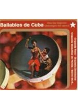 Various Artists - Bailables De Cuba
