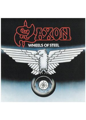 Saxon - Wheels Of Steel (Special Edition/Remastered) (Music CD)