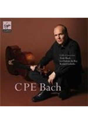 Bach, CPE: Cello Concertos (Music CD)