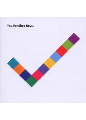 Pet Shop Boys - Yes (Music CD)