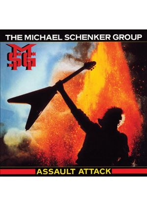 Michael Schenker Group - Assault Attack (Special Edition/Remastered) (Music CD)