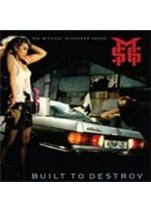 Michael Schenker Group - Built To Destroy (Special Edition/Remastered) (Music CD)