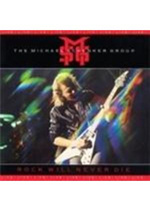 Michael Schenker Group - Rock Will Never Die (Special Edition/Remastered) (Music CD)
