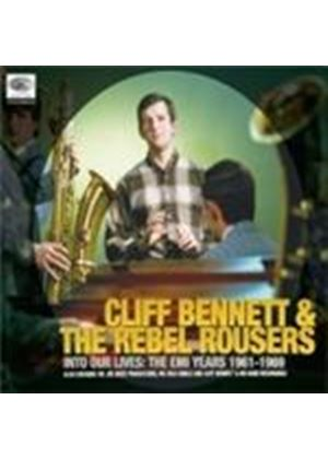 Cliff Bennett & The Rebel Rousers - Into Our Lives (The EMI Years 1961-1969) (4 CD Boxset) (Music CD)