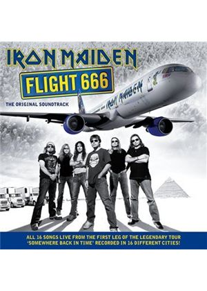 Iron Maiden - Flight 666: The Film Soundtrack (2 CD) (Music CD)