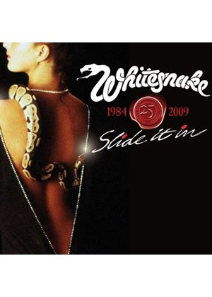 Whitesnake - Slide It In (25th Anniversary Expanded Edition/+DVD)