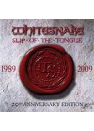 Whitesnake - Slip Of The Tongue (20th Anniversary Expanded Edition/+DVD)