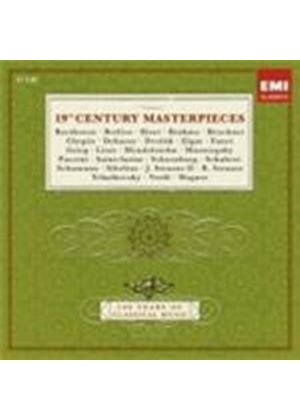 19th Century Masterpieces (Music CD)