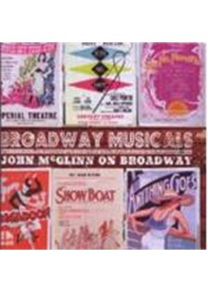 John McGlinn on Broadway (Music CD)