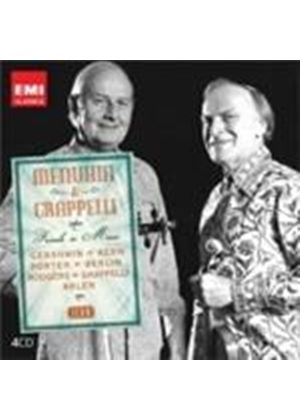 Yehudi Menuhin & Stéphane Grappelli - Friends in Music (Music CD)