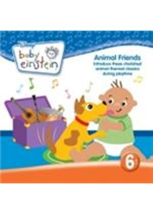 Baby Einstein Music Box Orchestra - Baby Einstein - Animal Friends (Music CD)