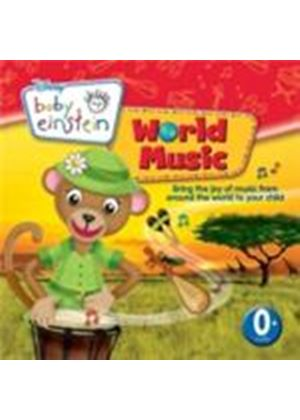 Various Artists - Baby Einstein - World Music (Music CD)