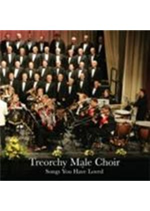 Treorchy Male Choir (The) - Songs You Have Loved (Music CD)