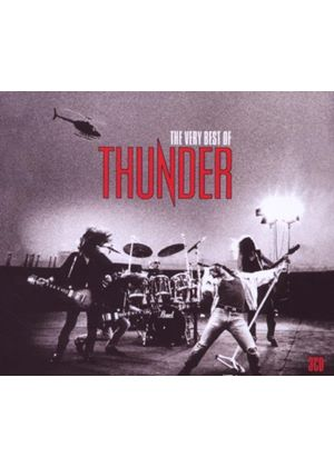 Thunder - The Very Best Of Thunder (3 CD) (Music CD)