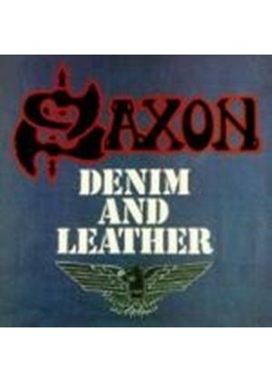 Saxon - Denim and Leather: Remastered (Music CD)