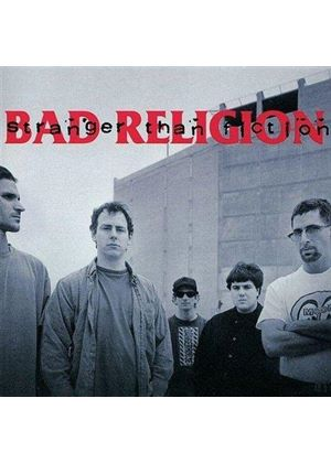 Bad Religion - Stranger Than Fiction (Music CD)