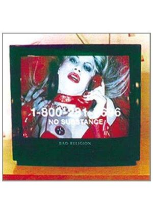 Bad Religion - No Substance (Music CD)