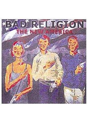 Bad Religion - New America, The (Music CD)