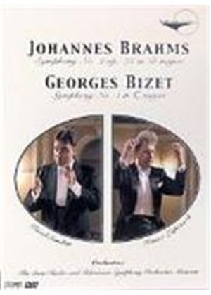 Brahms: Symphony No. 2, Op 73 In D Major / Bizet: Symphony No. 1 In C Major
