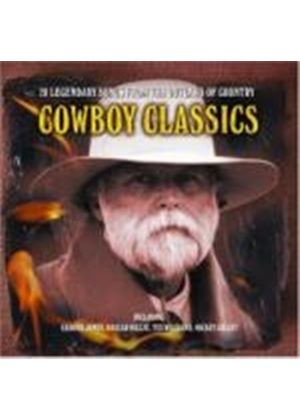 Various Artists - Cowboy Classics (Music CD)