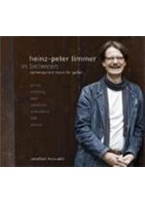 Heinz-Peter Timmer - In Between (Music CD)