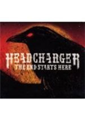 Headcharger - End Starts Here, The (Music CD)