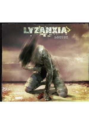 Lyzanxia - Locust (Music CD)
