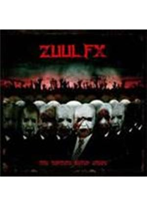 Zuul FX - Torture Never Stops, The (Music CD)