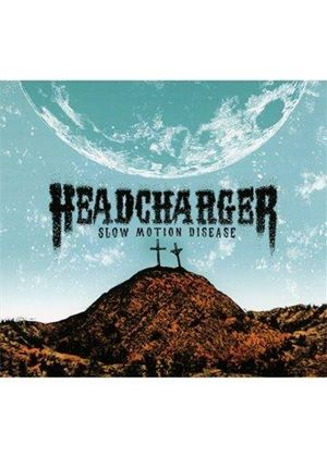Headcharger - Slow Motion Disease (Music CD)