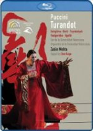 Puccini: Turandot (Turandot - 2008 Production Staged By Chen Kaige) [Blu-ray] [2009]