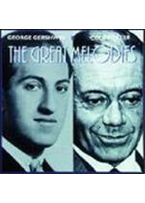 GEORGE GERSHWIN &COLE POR - GREAT MELODIES