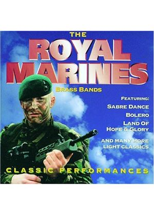 Royal Marines - BRASS BAND CLASSIC