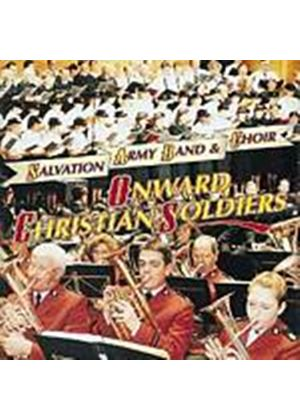 Salvation Army Band And Choir - Onward Christian Soldiers (Music CD)