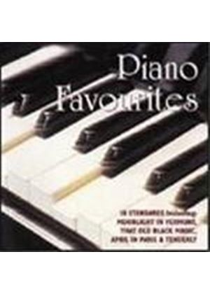 Various Artists - Piano Favourites Vol.1