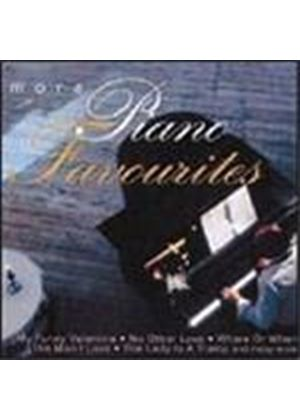 Various Artists - Piano Favourites Vol.2 (More Piano Favourites)