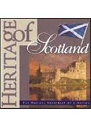 Various Artists - HERITAGE OF SCOTLAND