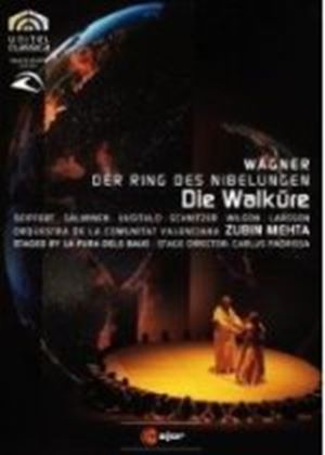 Wagner: Die Walkure (Die Walkure - Staged By La Fura Dels Baus) [DVD]