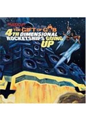 Gift Of Gab - 4th Dimensional Rocketships Going Up (Music CD)