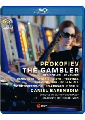 Prokofiev: The Gambler (Blu-ray)