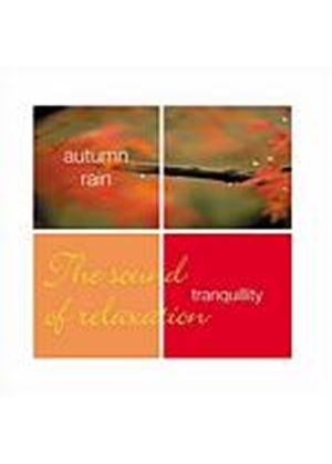Various Artists - Tranquility - Autumn Rain (Music CD)