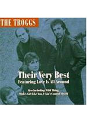 The Troggs - Their Very Best (Music CD)