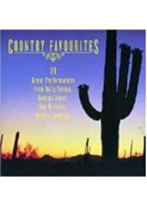 Various Artists - COUNTRY FAVOURITES