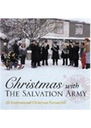 Various Artists - CHRISTMAS WITH THE SALVATION ARMY