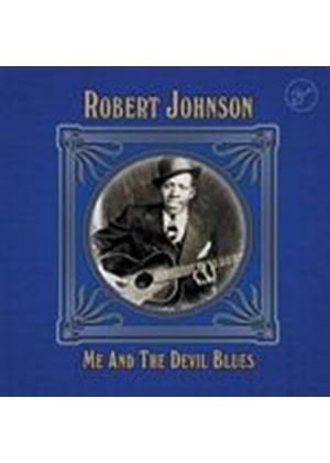 Robert Johnson - Me And The Devil Blues (Music CD)