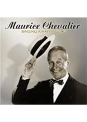 Maurice Chevalier - SINGING A HAPPY SONG