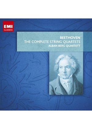Beethoven: The Complete String Quartets (Music CD)