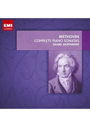 Beethoven: The Complete Piano Sonatas (Music CD)