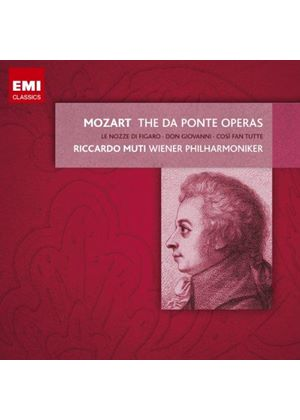 Mozart: The da Ponte Operas (Music CD)
